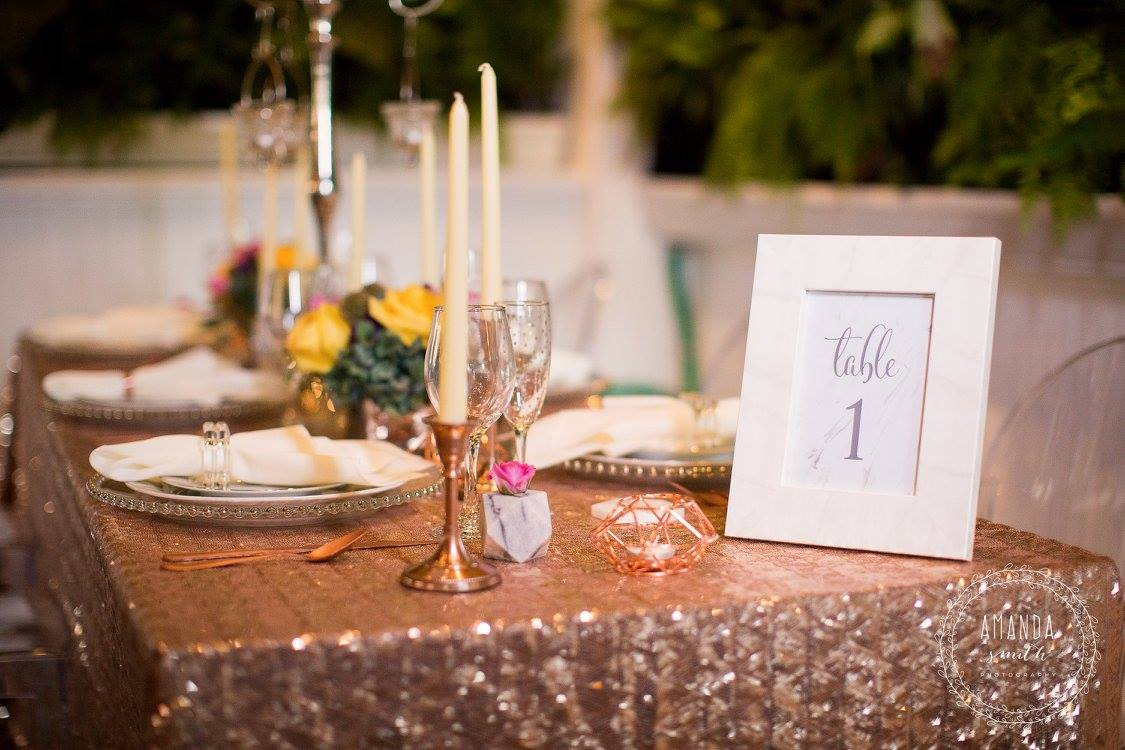 rent tables and chairs for weddings