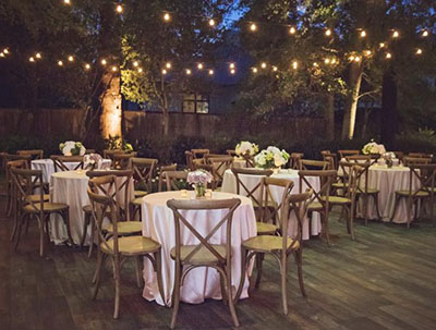 Wedding Table And Chair Rentals In Broward Miami Palm