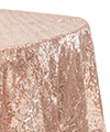 sequin tablecloth rental