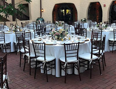 table and chair rentals broward county