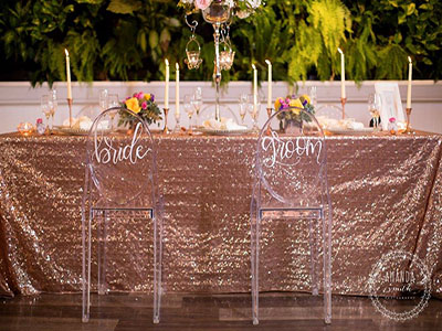 rent table linens in coral gables