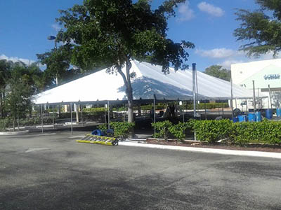tents for wedding rental miami