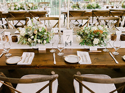 farm table rentals