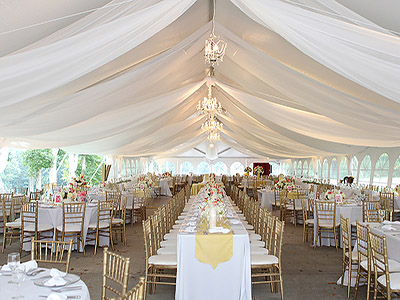 party tent rent