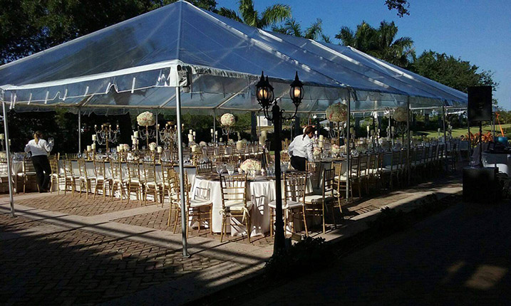 Tent Rentals In Broward Miami Palm Beach Allure Party